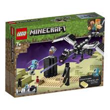 LEGO Minecraft (21151). La battaglia dell'End