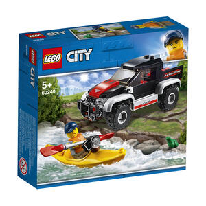 LEGO City Great Vehicles (60240). Avventura sul kayak