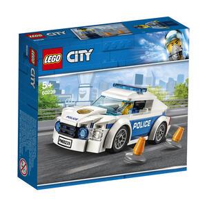 LEGO City Police (60239). Auto di pattuglia della polizia