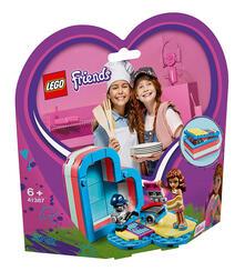 LEGO Friends (41387). La scatola del cuore dell'estate di Olivia