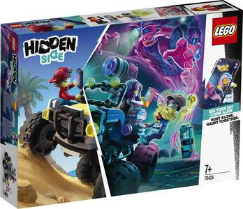 Giocattolo LEGO Hidden Side (70428). Il buggy da spiaggia di Jack LEGO