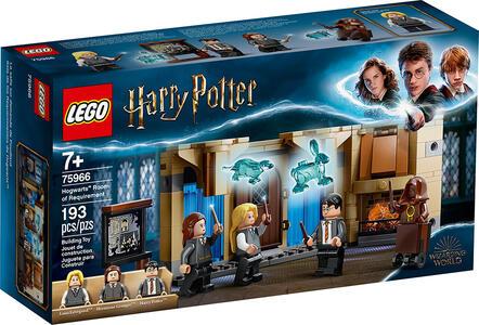 Giocattolo LEGO Harry Potter (75966). Stanza delle Necessità di Hogwarts LEGO