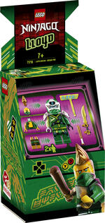 LEGO Ninjago (71716). Avatar di Lloyd - Pod sala giochi