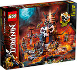 LEGO Ninjago (71722). Le segrete dello Stregone Teschio