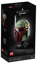 LEGO Star Wars (75277). Casco di Boba Fett