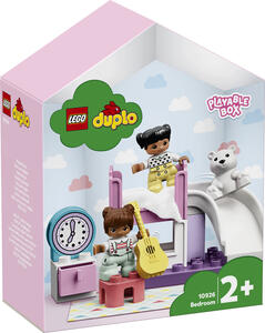 Giocattolo LEGO DUPLO Town (10926). Camera da letto LEGO