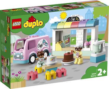 Giocattolo LEGO DUPLO Town (10928). Pasticceria LEGO