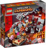 LEGO Minecraft (21163). La battaglia della pietrarossa