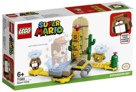 Giocattolo LEGO Super Mario (71363). Marghibruco del deserto. Pack di Espansione LEGO