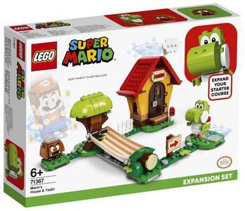 Giocattolo LEGO Super Mario (71367). Casa di Mario e Yoshi. Pack di Espansione LEGO