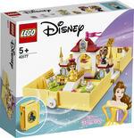 LEGO Disney Princess (43177). Il libro delle fiabe di Belle