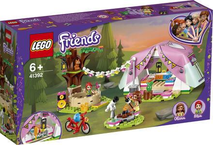 Giocattolo LEGO Friends (41392). Glamping nella natura LEGO