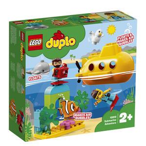 Giocattolo LEGO Duplo (10910). Avventura sottomarina LEGO