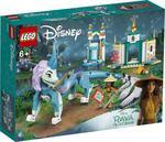 LEGO Disney Princess (43184). Raya e il drago Sisu