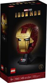 LEGO Marvel Super Heroes (76165). Casco di Iron Man