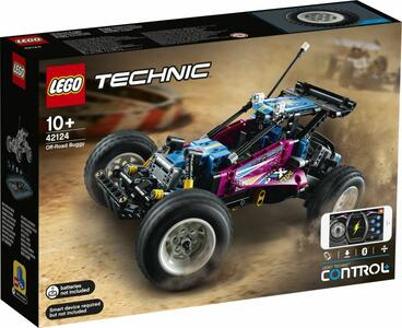 Giocattolo LEGO Technic (42124). Buggy fuoristrada LEGO