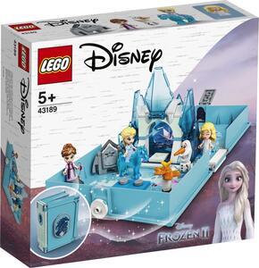 Giocattolo LEGO Disney Princess (43189). Elsa e le avventure fiabesche del Nokk LEGO