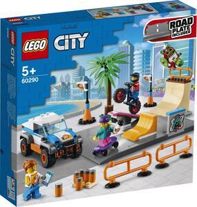 Giocattolo LEGO My City (60290). Skate Park LEGO
