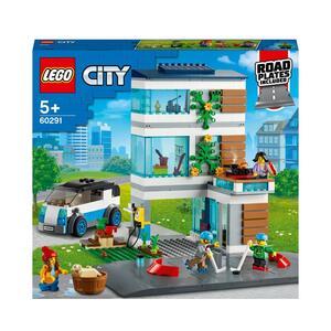 Giocattolo LEGO My City (60291). Villetta  familiare LEGO