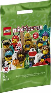 Giocattolo LEGO Minifigures (71029). Serie 21 LEGO