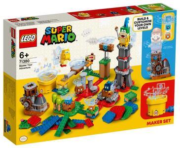 Giocattolo LEGO Super Mario (71380). Costruisci la tua avventura Maker Pack LEGO