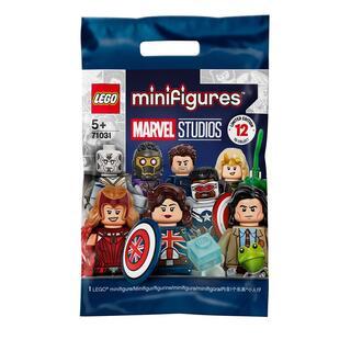 Giocattolo LEGO Minifigures (71031). Marvel Studios, Giocattolo Creativo Supereroi, 1 di 12 Minifigures Collezionabili LEGO
