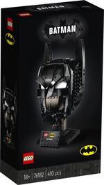 LEGO DC Comics Super Heroes (76182). Cappuccio di Batman