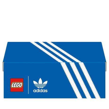 LEGO Icons (10282). Adidas Originals Superstar, Costruzione in Mattoncini, Sneaker da Collezione per Adulti - 8