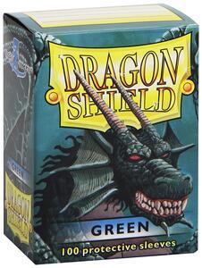 Dragon Shield. Classic Green. 100 bustine protettive - 2