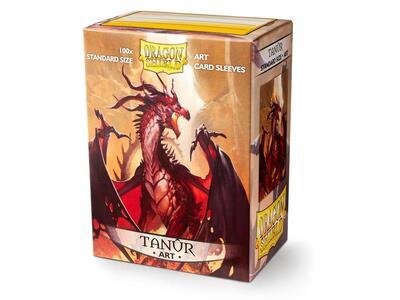 10 Dragon Shield Art Classic Tanur