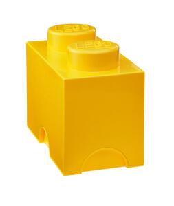 Lego. Contenitore 2 bottoni