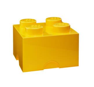 Lego. Contenitore 4 bottoni