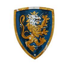 Scudo Cavaliere Blu/Oro