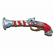 Pistola piratal,Red Stripe