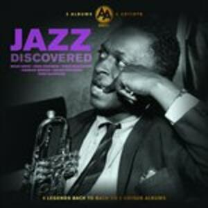 Jazz Discovered - Vinile LP
