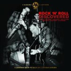 Rock N Roll Discovered - Vinile LP