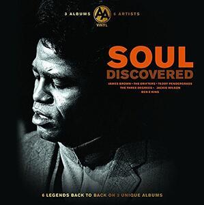 Soul Discovered - Vinile LP