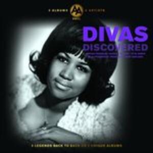 Divas Discovered - Vinile LP