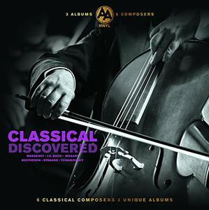 Classical. Discovered - Vinile LP