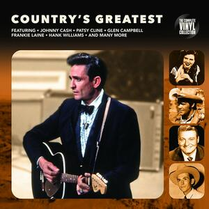 Country Greatest - Vinile LP