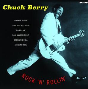 Rock N Rollin' - Vinile LP di Chuck Berry