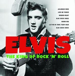 King of Rock N Roll - Vinile LP di Elvis Presley