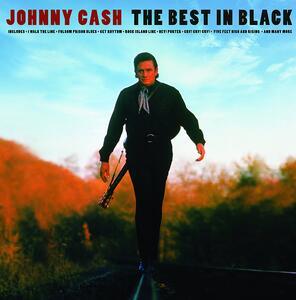 Best in Black - Vinile LP di Johnny Cash