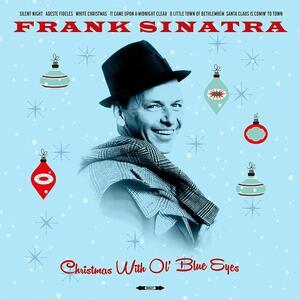 Christmas with Ol Blue Eyes - Vinile LP di Frank Sinatra