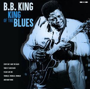 King of the Blues - Vinile LP di B.B. King