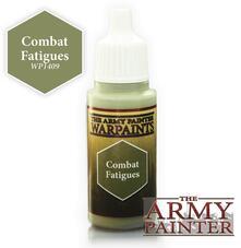 Warpaints. Combat Fatigues (18ml)