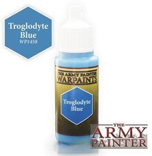 Warpaints. Troglodyte Blue (18ml)