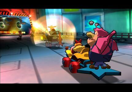 Cartoon Network Racing - 3