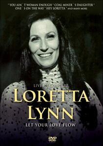Loretta Lynn. Let Your Love Flow - DVD
