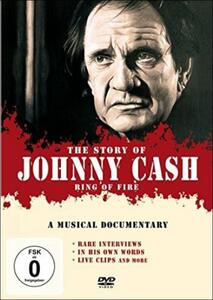 Johnny Cash. The Story of Ring of Fire - DVD
